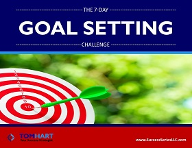 7-day goal setting challenge
